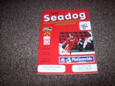 Scarborough v Welling United, 1999/2000